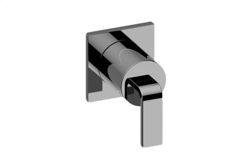 Immersion M-Series Stop/Volume Control Valve Trim with Handle
