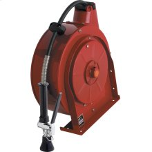 Hose Reel Assembly with Cover