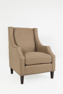 Morgan Accent Chair- Easy Living Chestnut