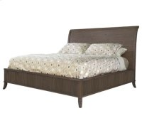 Urban Retreat King Wood Sleigh Bed Product Image