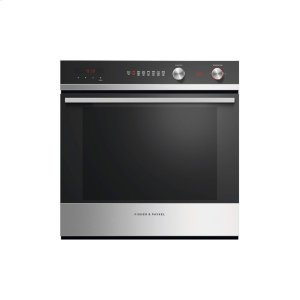 "Fisher & PaykelBuilt-in Oven, 24"", 3 cu ft, 7 Function, Self-cleaning"