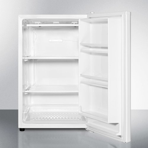 Slim Counter Height Household All-freezer With 5 CU.FT. Capacity; Replaces Fs60m\n