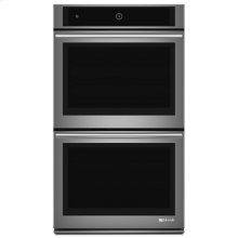"Euro-Style 30"" Double Wall Oven with Upper MultiMode® Convection System"