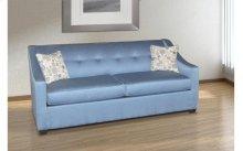 Velocity Blue Sofa