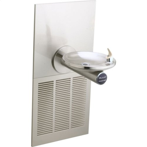 Elkay SwirlFlo Fountain ADA Hands-Free Non-Filtered, 8 GPH Stainless