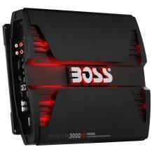 "Phantom 3000W Monoblock, Class D Amplifier Dimensions 13""L 10.31""W 2.25""H"