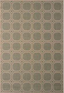 Solarium Mosaic Green Rugs