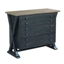 Trestle Drawer Cabinet