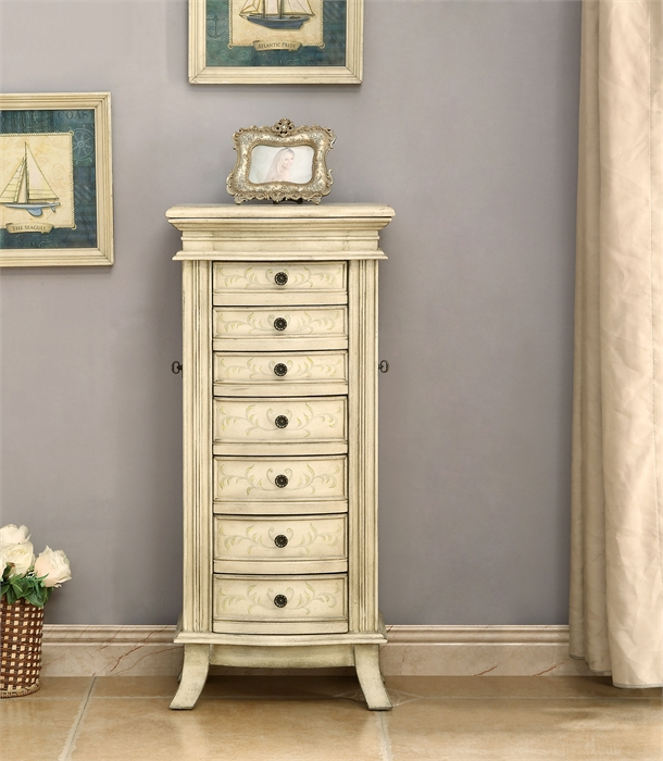 Jewelry Storage Chest & 13659 in by Coast To Coast Imports in Evansville IN - Jewelry ...