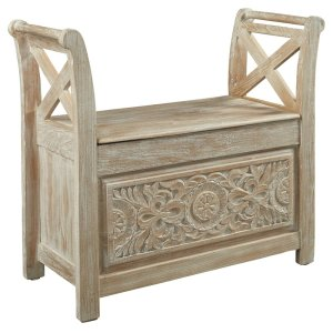 Ashley FurnitureSIGNATURE DESIGN BY ASHLEYFossil Ridge Accent Bench