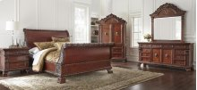 Myco Furniture 180 Bailey Bedroom set Houston Texas USA Aztec Furniture