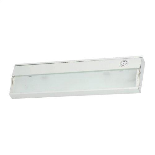 Zee-Lite Xenon 12V - 1 light, 9-inch w / lamp. White finish.