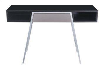 Emerald Home Modern Home Desk Matt Black H2150 Product Image