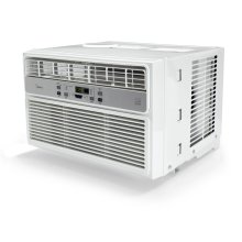 8,000 BTU Window Air Conditioner with Heat