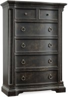 Auberose Five-Drawer Chest Product Image