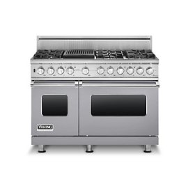 "48"" 5 Series Dual Fuel Range, Natural Gas"