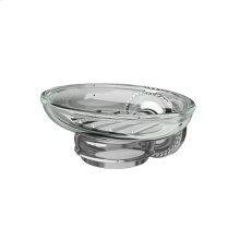 Polished Brass Soap Dish