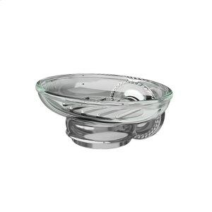 Polished Chrome Soap Dish