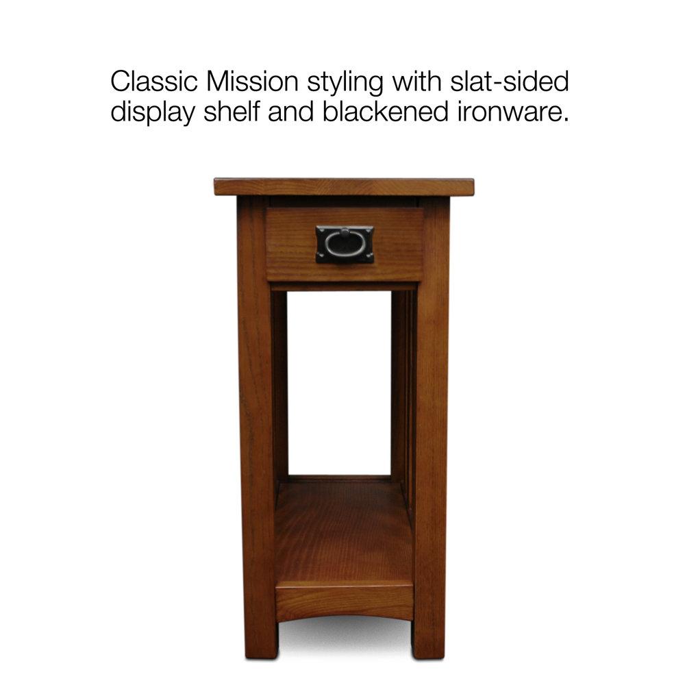 Marvelous Hidden · Additional Mission Side Table #8202