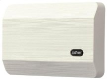 "Decorative Wired Door Chime, 8-1/8""w x 5-1/2""h x 2-3/8""d, in Honey Beige"