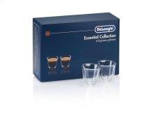 DeLonghi Essential Collection - 6 Espresso Glasses