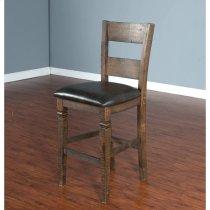"""Homestead 30"""" Ladderback Barstool Product Image"""