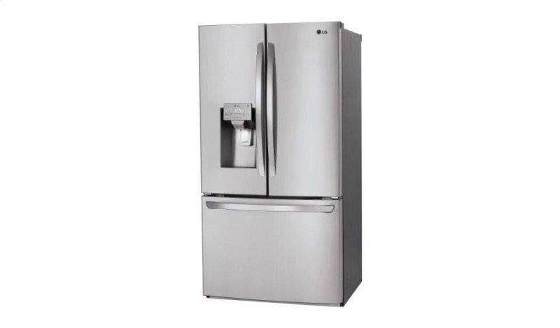 Smart Wi Fi Enabled French Door Refrigerator