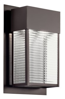 Sorel 2 Light LED Wall Light Architectural Bronze
