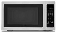 1200-Watt Countertop Microwave Oven - Stainless Steel
