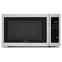 1200-Watt Countertop Microwave Oven - Stainless Steel