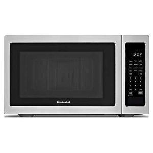 KITCHENAID1200-Watt Countertop Microwave Oven - Stainless Steel