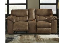 DBL Rec Loveseat w/Console Product Image