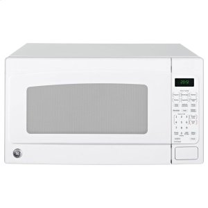 GE(R) 2.0 Cu. Ft. Capacity Countertop Microwave Oven - WHITE