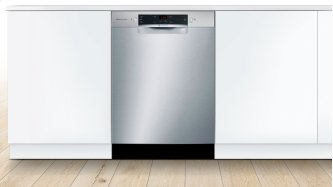 300 Series Dishwasher 60 cm Stainless steel, XXL SHEM53Z25C