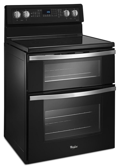 6.7 Cu. Ft. Electric Double Oven Range with True Convection