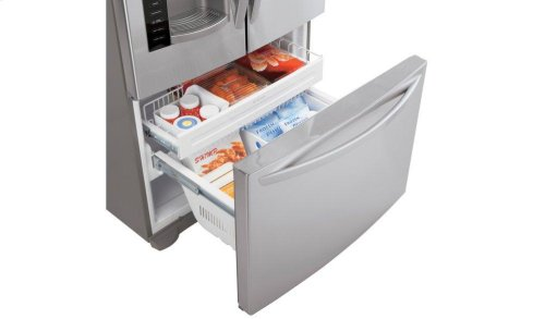20 cu. ft. French Door Counter-Depth Refrigerator