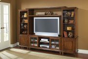 Grand Bay Entertainment Large Wall Unit - Pine Product Image