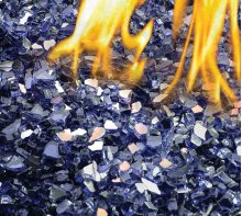 Blue Glass Embers Media Kit