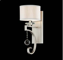 Rosendal 1 Light Sconce