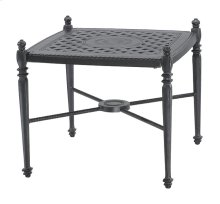 """Grand Terrace 21"""" Square End Table"""