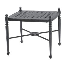 "Grand Terrace 21"" Square End Table"