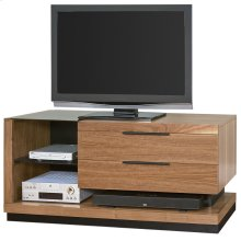 Television Console in Walnut