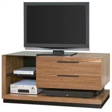 Television Console in Walnut