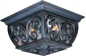 Newbury 2-Light Outdoor Ceiling Mount