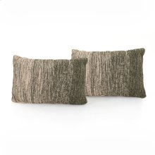 "16x24"" Size Juniper Ombre Pillow, Set of 2"