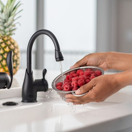 Melea Cold Filtered Water Dispenser Faucet (F-C1400-Chrome)