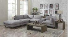 Emerald Home Macyn 6pc Sectional Gray U5700-05-6pcset-k