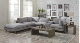 Emerald Home Macyn 6pc Sectional Gray U5700-05-6pcset-k