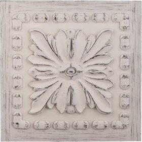 Acanthus SQ Plaque
