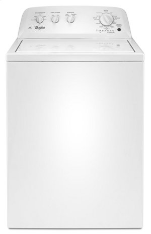 3.5 cu. ft. Top Load Washer with the Deep Water Wash Option Product Image